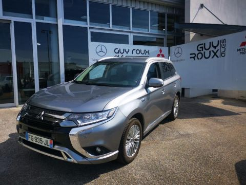 MITSUBISHI Outlander PHEV PHEV Twin Motor Business 4WD